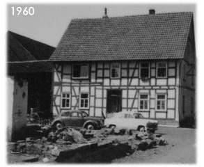 Stammhaus von 1750