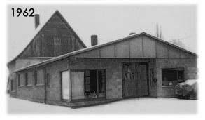 Erweiterung der Werkstatt