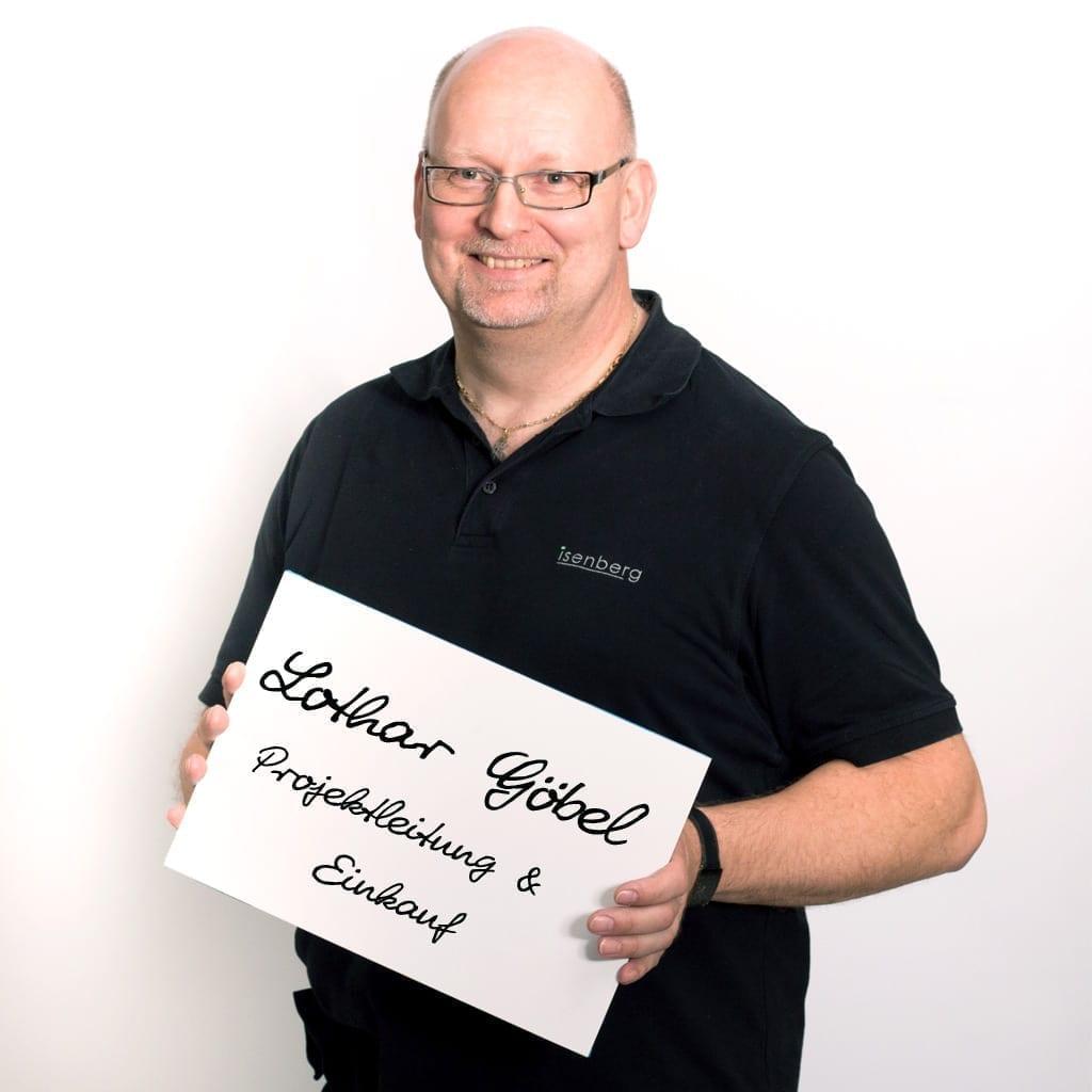 isenberg Lothar Göbel