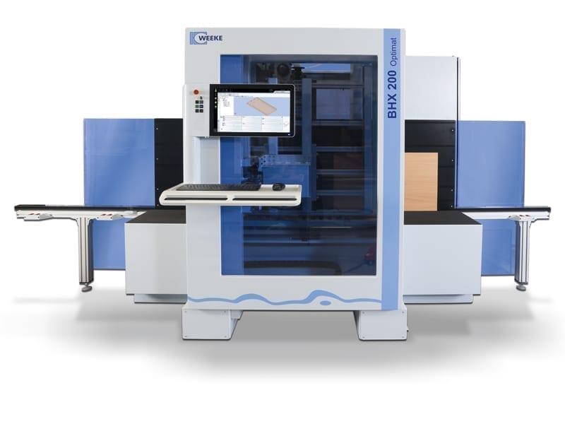 Vertikales CNC-Bearbeitungszentrum BHX 200