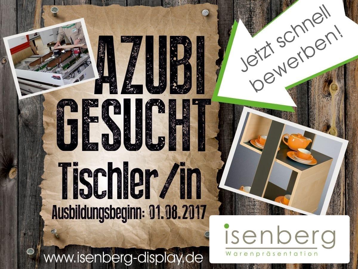 isenberg Azubi gesucht 2017
