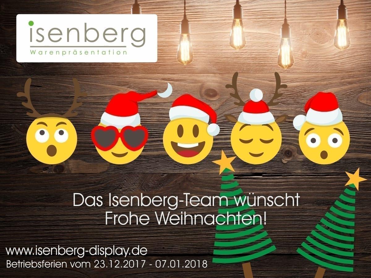 isenberg Weihnachten 2017 2
