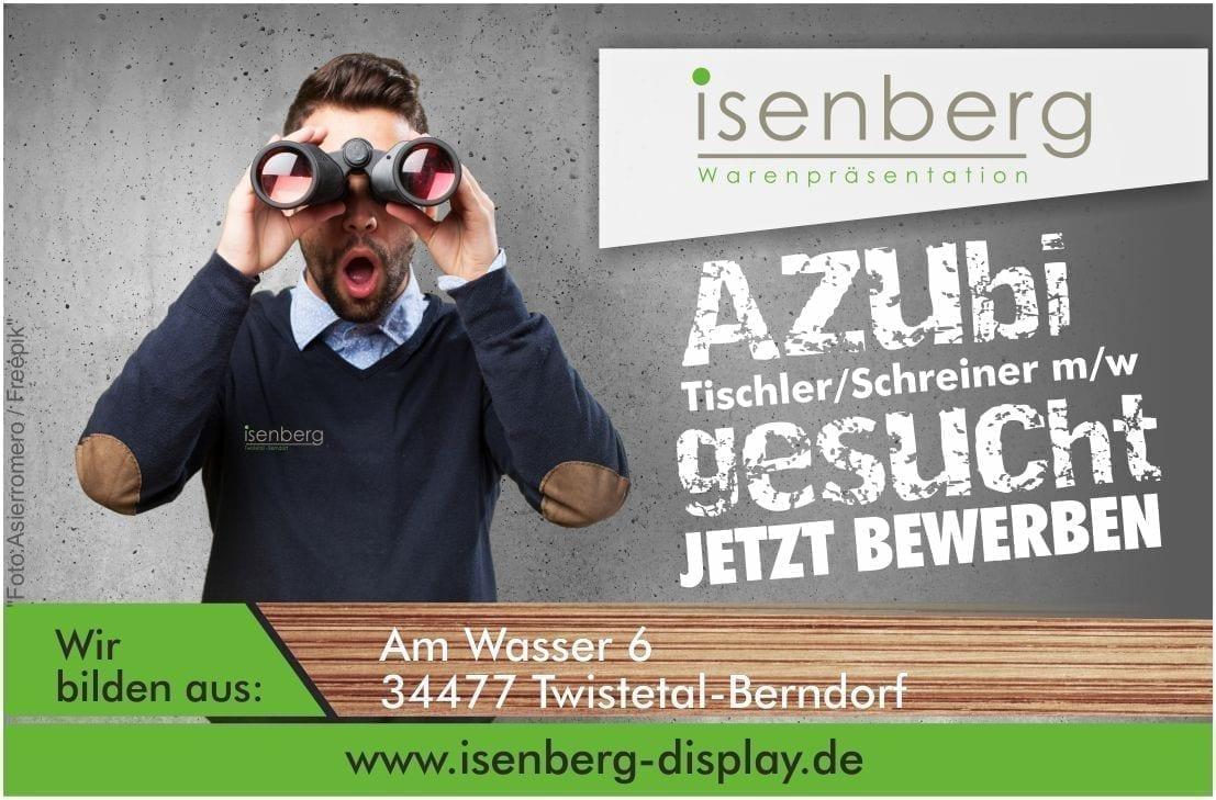 isenberg Azubi gesucht 2018