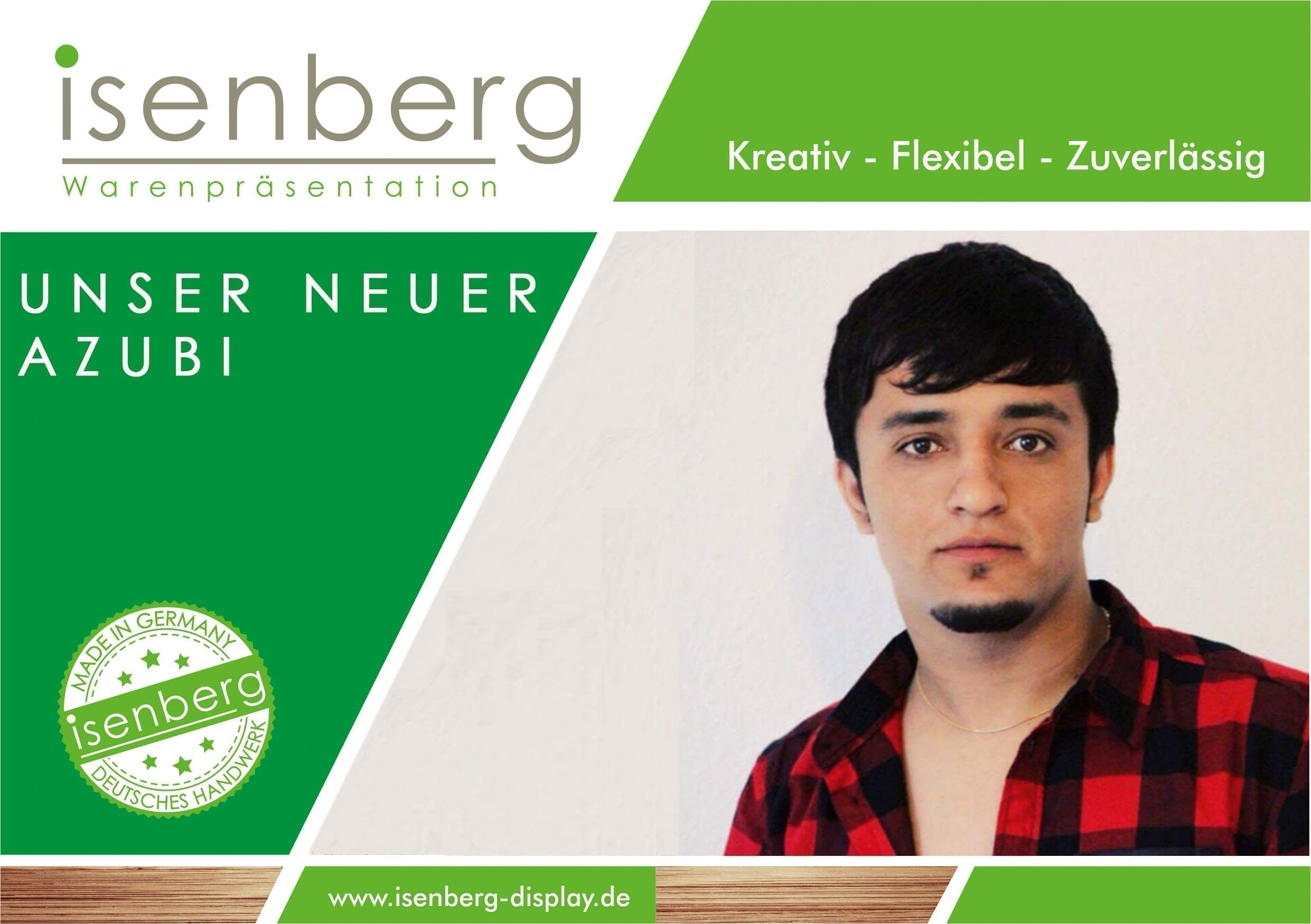 isenberg Azubi2018