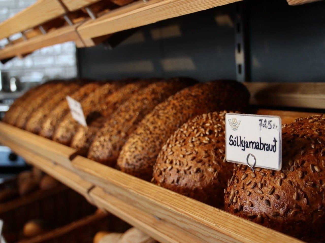 isenberg Bäckerei Island