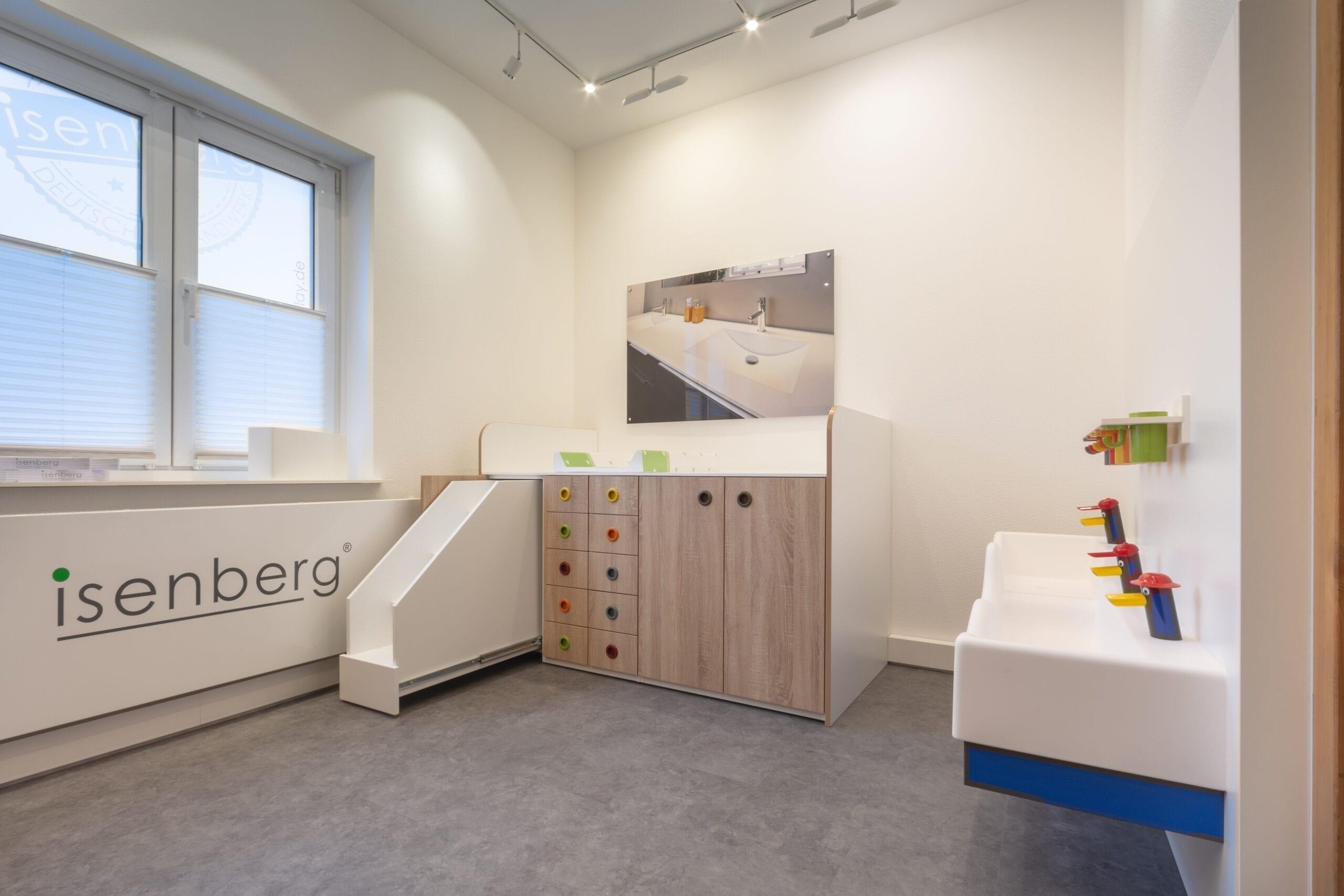 isenberg Kindergartenmöbel Ausstellung VARICOR