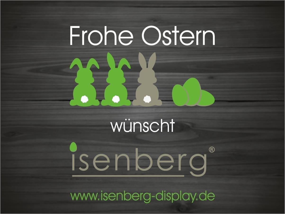 isenberg Ostern2019