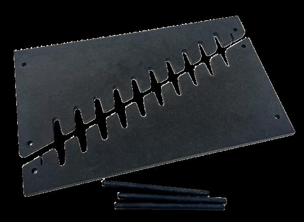 Thekenpräsenter Schräg 10mm MDF