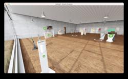 isenberg visueller Showroom (Verkaufsraum)