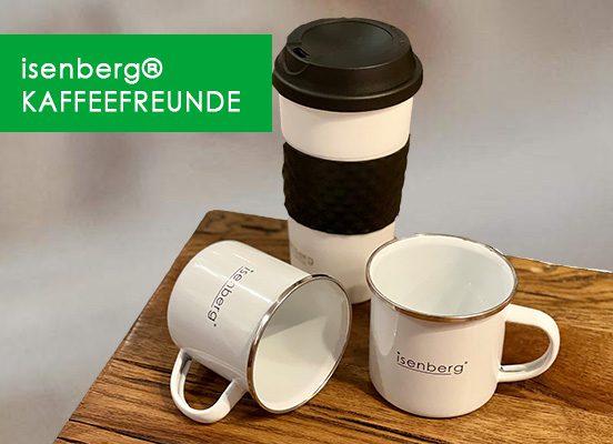 isenberg Kaffeebecher-Set