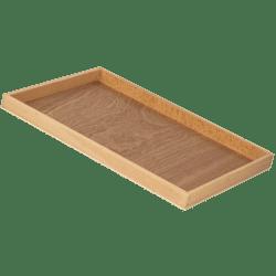 Sturzkasten Kippdiele ohne Tuch 4cm